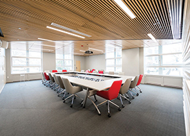 Kaplan Const. completes ninth renovation at Northeastern University