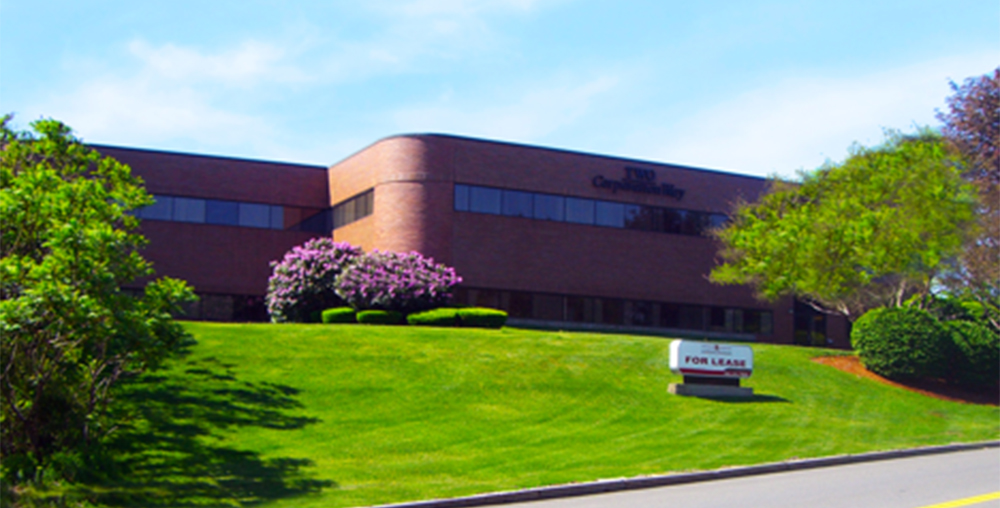 Regazzini of Combined Properties handles 4,727 s/f office suite lease