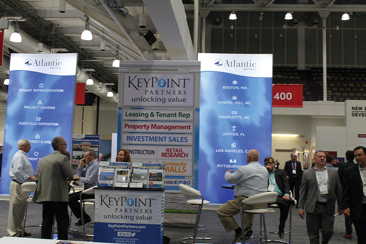 ICSC hosts New England Conference  and Deal Making July 16 - 18 in Boston