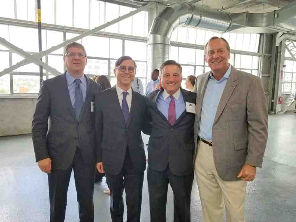 J.C. Cannistraro hosts grand opening of new facility in Seaport