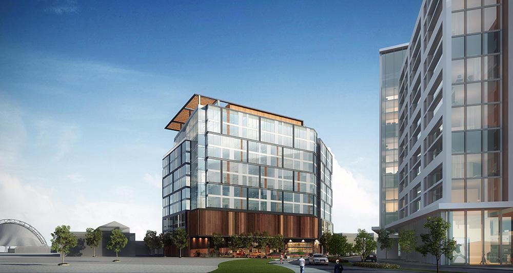 Skanska enters ground lease with Boston EDIC to build Two Drydock