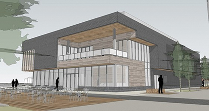 Erland to build new 18,000 s/f in New England Business Center