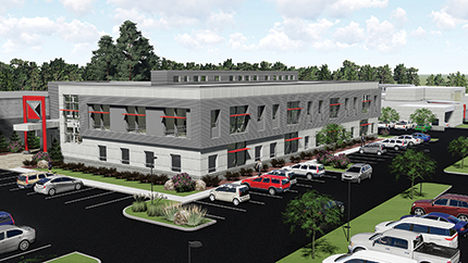 PROCON adds 26,000 s/f expansion to its Manchester headquarters