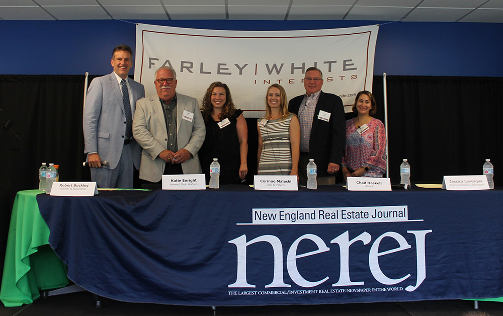 NEREJ hosts 2nd annual Middlesex 3 Real Estate 2020 Building for the Future summit