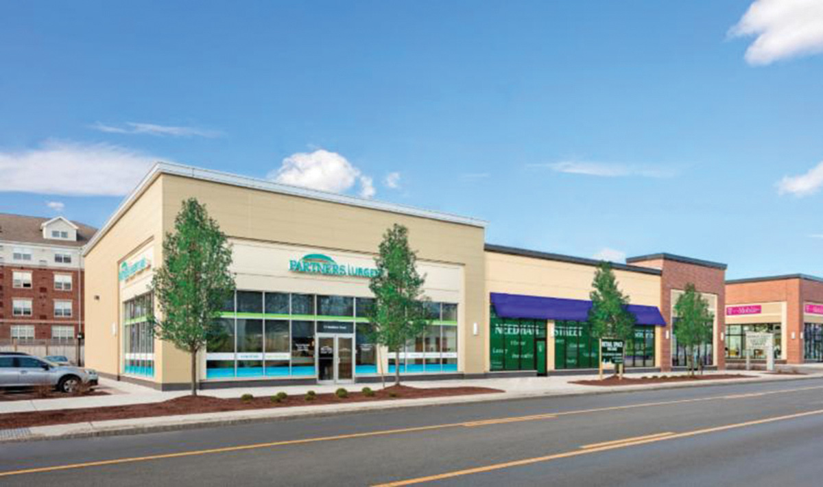 Bierbrier Development signs three leases totaling 5,762 s/f in Newton