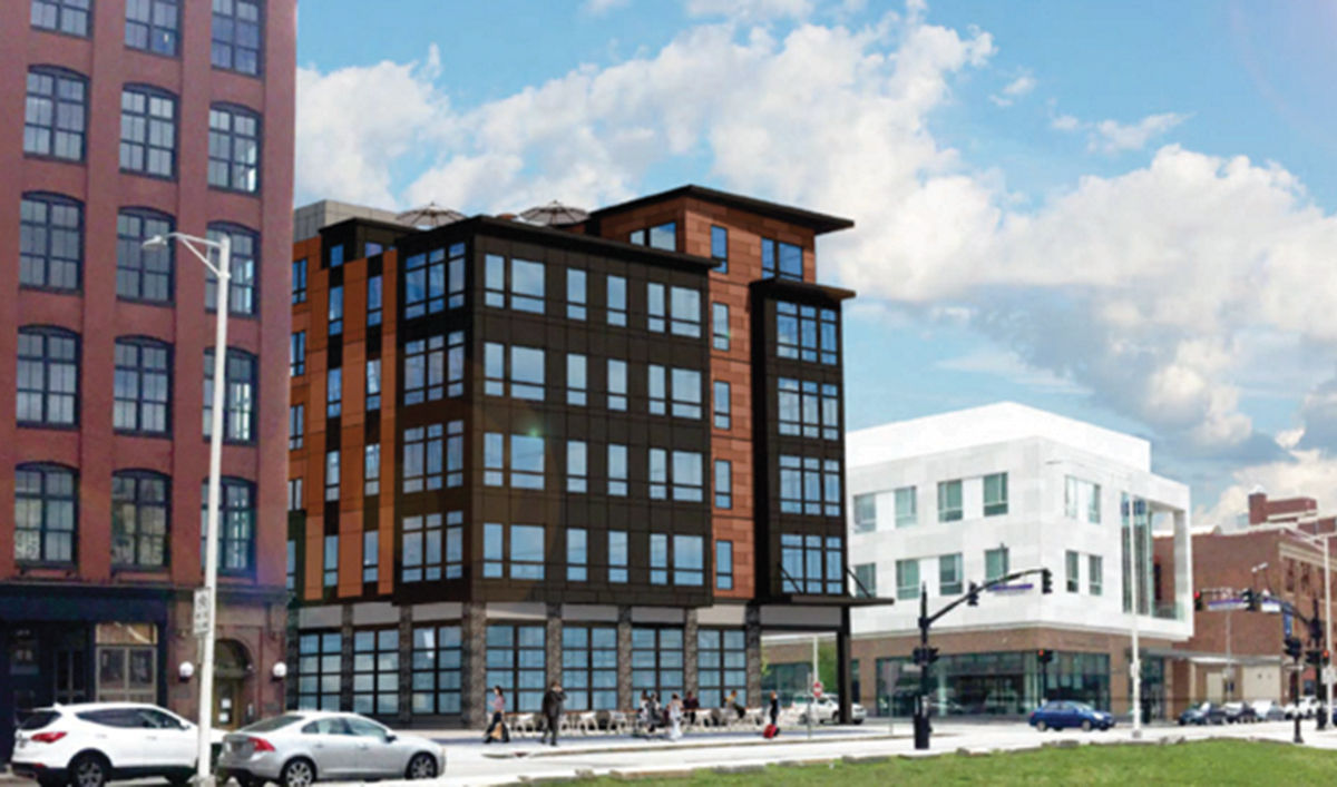 Waldorf Capital Partners breaks ground on $33 million Chestnut Commons