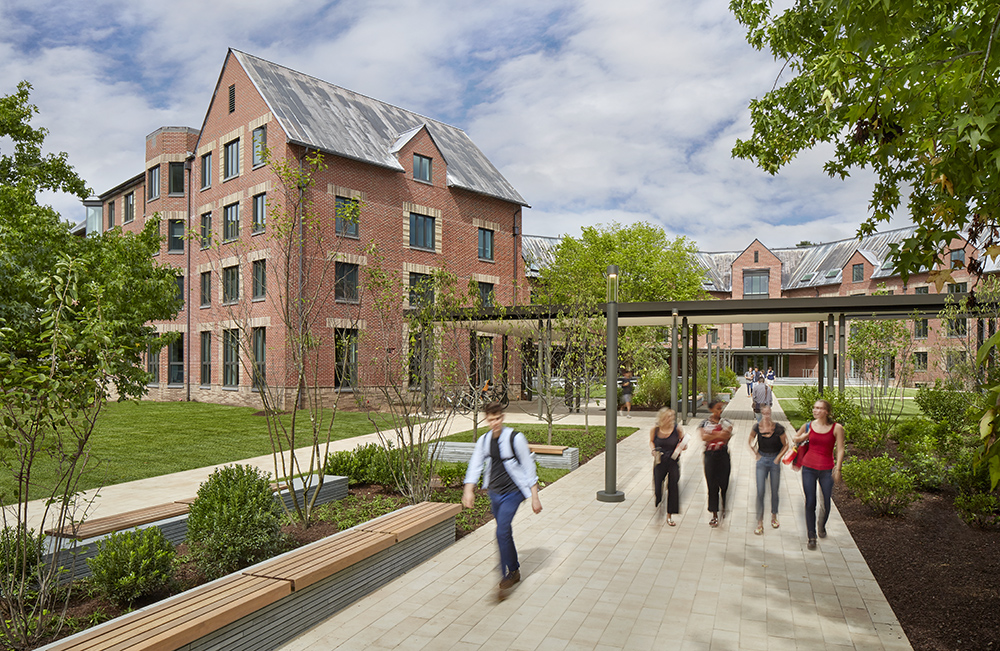 Pirie Associates completes $60m adaptive reuse at Yale Law School