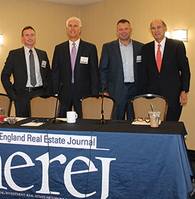 New England Real Estate Journal and Associated Builders and Contractors hold Construction Summit