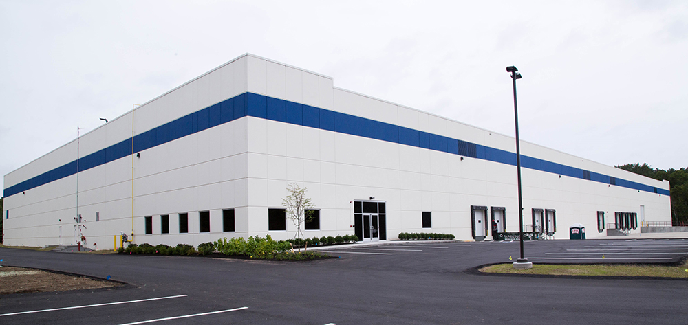 Project of the Month: Polar Design Build completes 112,500 s/f distribution center for Spears Manufacturing