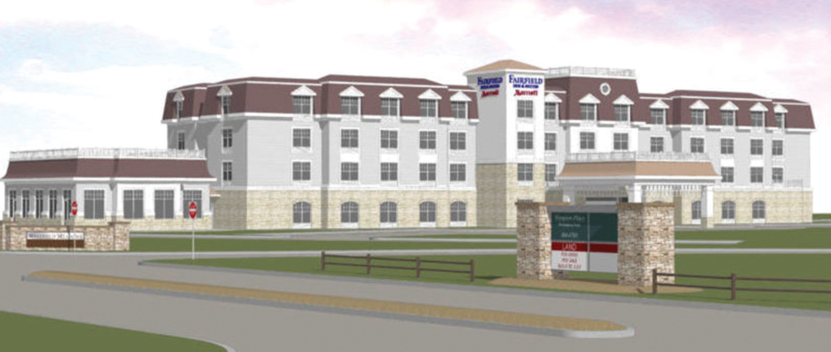 DiPrete Engineering provides services for $19 million Fairfield Inn by Marriott