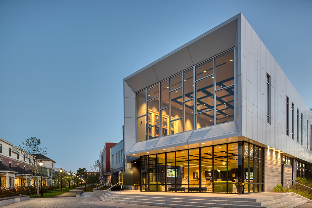 PROCON and DSK Architects complete 16,000 s/f Arcidi Center at Merrimack College