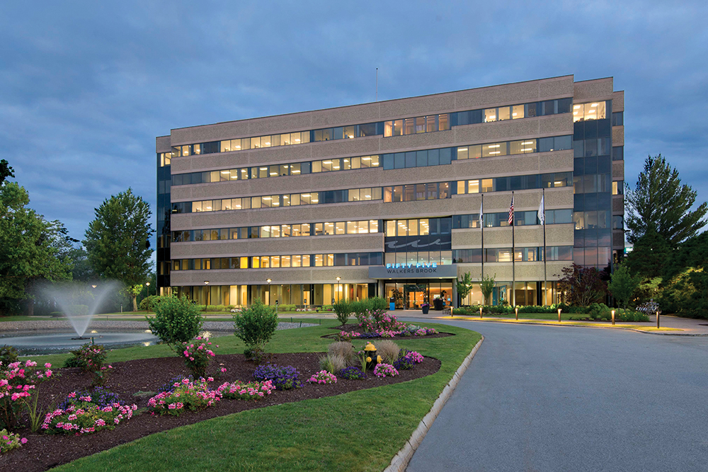 JOSS Realty has purchased 55 Walkers Brook Dr. from Rubenstein Partners, L.P. and Nordblom Co.
