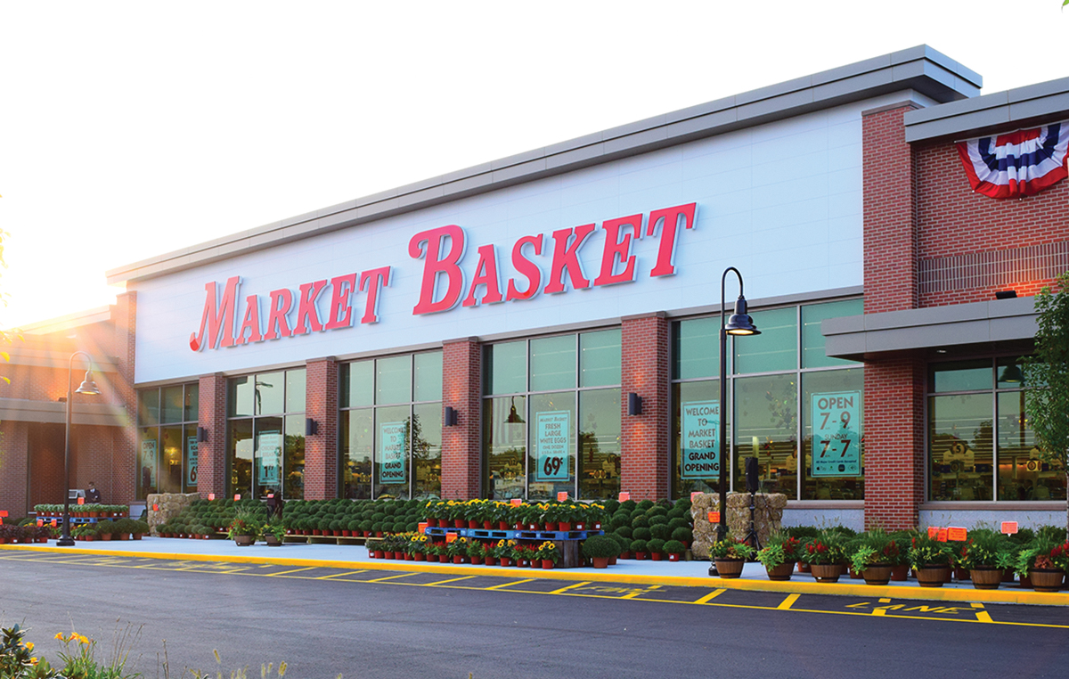 Capital Group Properties and SRS Real Estate Partners lease 70,000 s/f to Market Basket