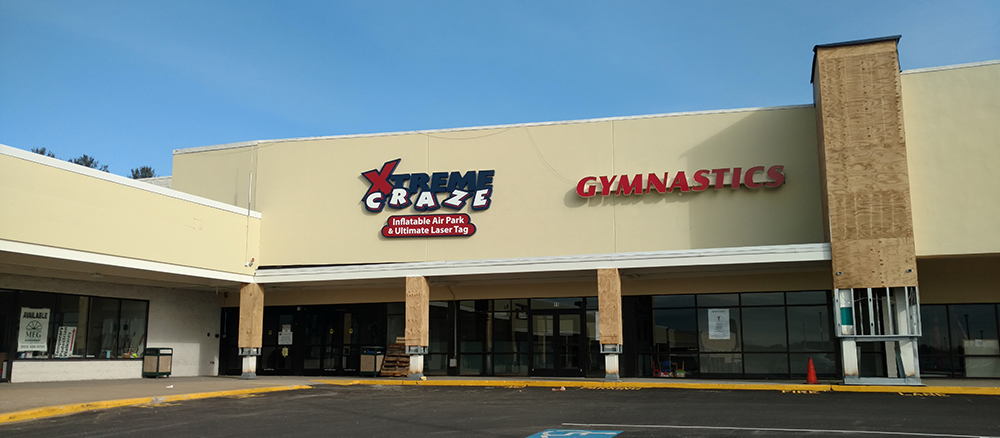 Vernet Props ' Apple Tree Shopping Center welcomes Xtreme