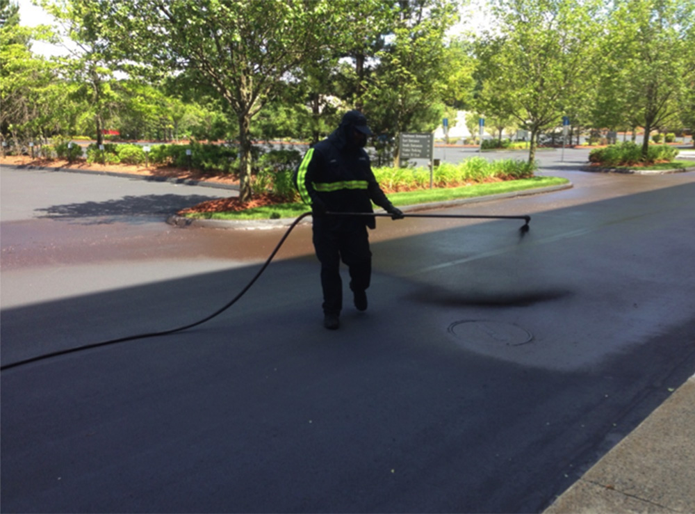 New England Sealcoating offers alternatives to coal tar sealers