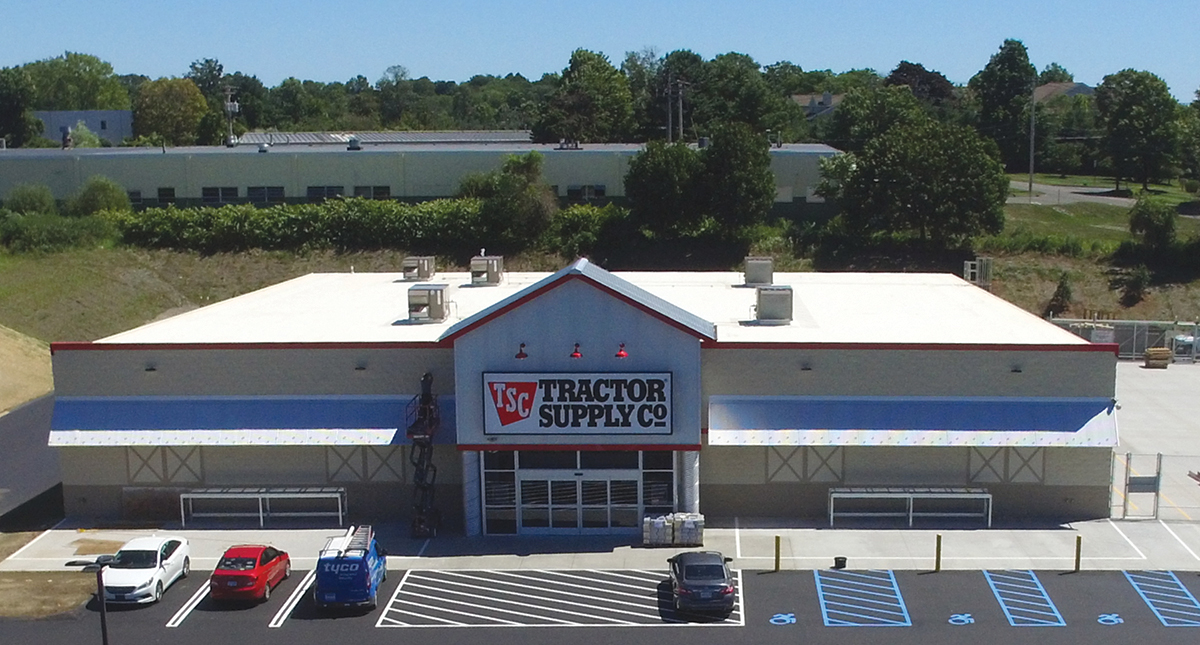 Halprin of New England Retail Properties sells Tractor Supply for $5.6 million