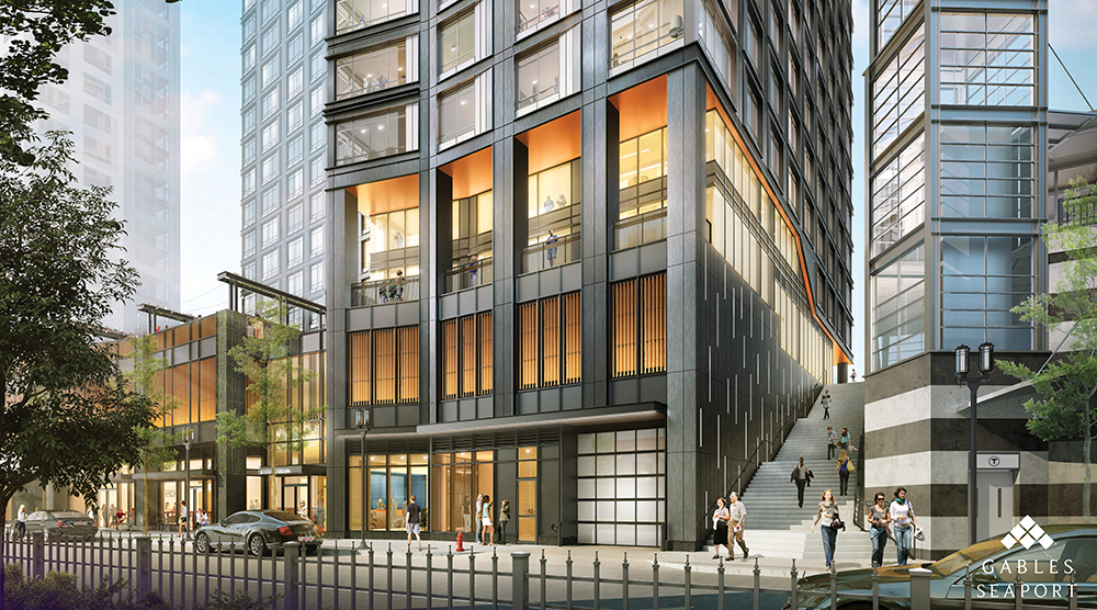 Gables Residential and Drew Company will open Gables Seaport ...