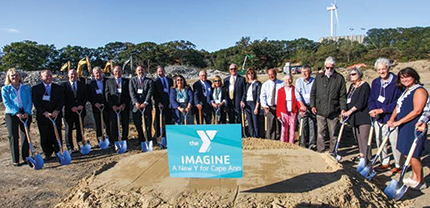Windover Construction breaks ground at new Cape Ann YMCA