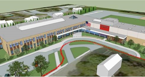 Gilbane Building awarded Eldbridge Gerry Elementary School