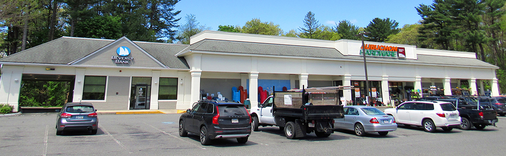 Horvath & Tremblay sells five retail properties in New England for $13.34 million - including the $5.3m sale of Aubuchon/Beverly Bank