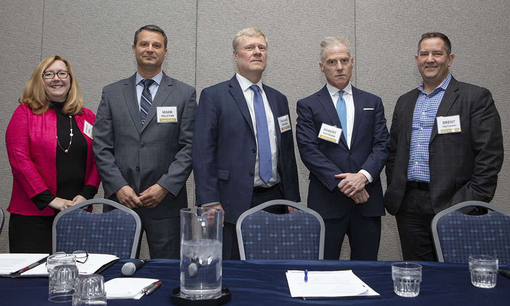 New England Real Estate Journal hosts  the Life Science & Healthcare Summit