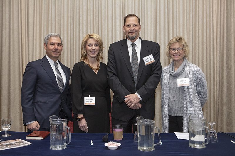 South Shore Chamber of Commerce and New England Real Estate Journal host 2020 South of Boston Summit