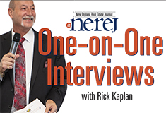 NEREJ launches a new YouTube show called NEREJ One-on-One with Rick Kaplan