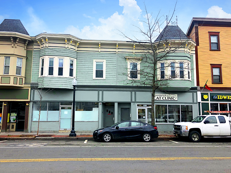 Kelleher and Pentore of Horvath & Tremblay sell mixed-use for $2.87m