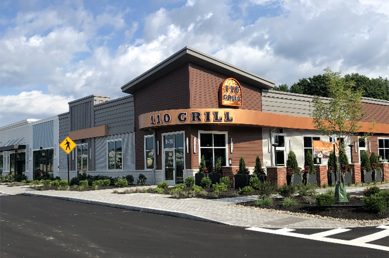 Capital Group signs Emerson Urgent to 5,000 s/f at Maynard Crossing - Dunkin' and 110 Grill projected to open soon