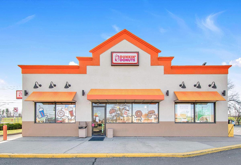 Marcus & Millichap brokers  $1.7 million sale of Dunkin Donuts