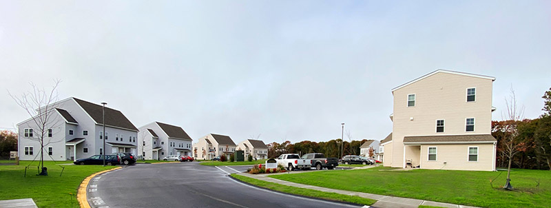 NEI General Contracting wraps up construction on  $16.4m 65-unit Village at Nauset Green for Pennrose, LLC