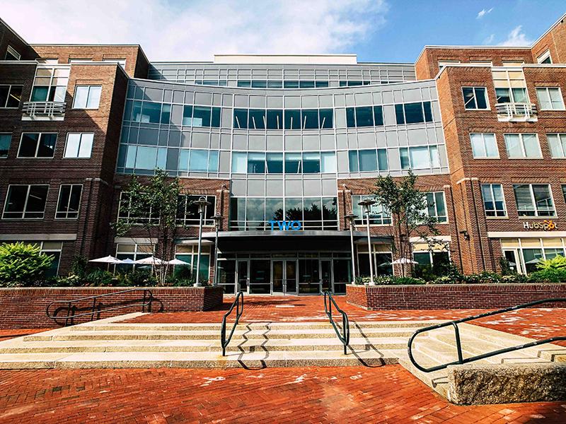 LAN–TEL completes HubSpot office renovation at 2 Canal Park