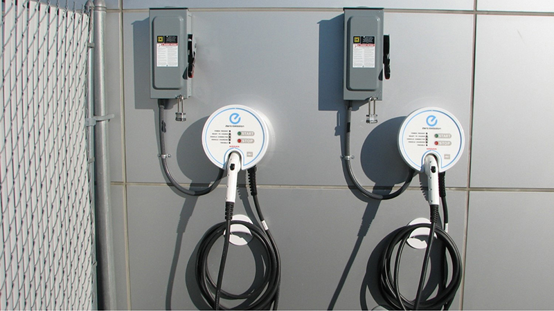 What does setting up an EV charger involve?  - by John Henry