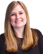 2021 Women in Commercial Real Estate: Christina Cadigan, Architectural Designer, DJSA Architecture, PC