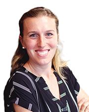 2021 Women in Commercial Real Estate: Megan Kane, Job Captain, DJSA Architecture, PC