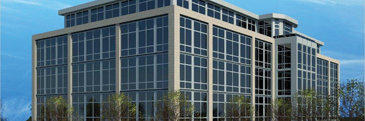 Seaver Construction breaks ground on 55,117 s/f first class office building at 295 Canal St. in Malden for Combined Properties