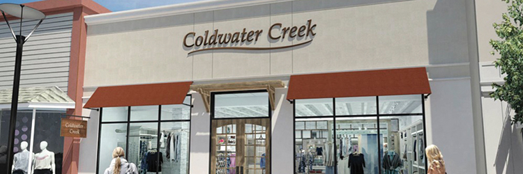 The Wilder Companies leases 3,858 s/f to Coldwater Creek