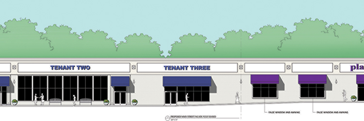 Project of the Month: Northeast Retail Leasing and Management Co. to  redevelop 55,000 s/f University Plaza in Willimantic