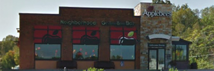 Blakely of TRB Realty and McCarthy of The Dartmouth <br>Company arrange $1.36 million sale of Applebee's Restaurant