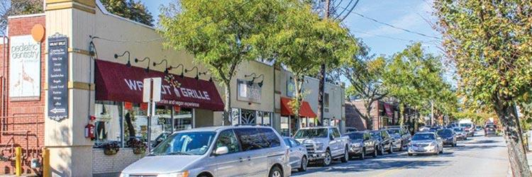 Linear Retail Properties acquires four property Newton retail portfolio for $11.2 million -  Godino of Godino & Company, Inc. reps Linear