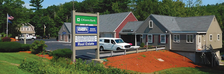 Hersch of Tinkham Realty brokers $1.29 million sale of retail/office plaza to 115 Indian Rock Road LLC of Salem
