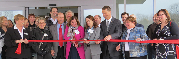 Development Associates celebrates ribbon cutting for completion of phase 3 at Atwood Professional Campus