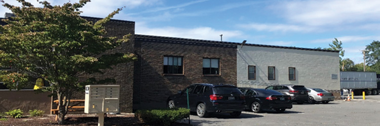 Paskalis and Freshman of MG Commercial Real Estate broker $1.2 million sale at 30 Industrial Rd. - a 29,873 s/f manufacturing/warehouse building