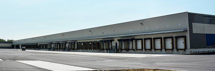 Project of the Month: Dacon Corp. and Scannell Properties complete renovation of 371,778 s/f package distribution center