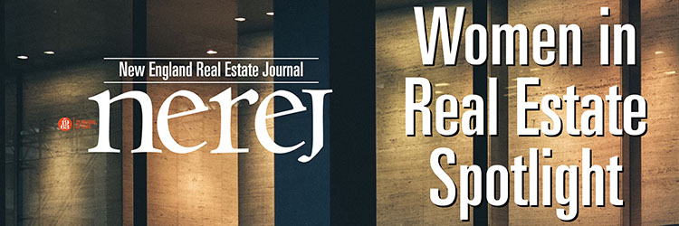 New England Real Estate Journal presents <br>Women in Commercial Real Estate