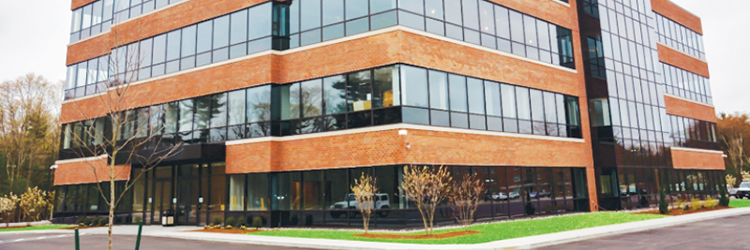 Project of the Month: Dacon completes design/build of 65,000 s/f Two Lakeshore Center for Claremont Cos.