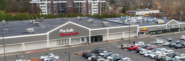 Horvath & Tremblay brokers $13 million sale of Marshalls/HomeGoods Plaza in Wethersfield, CT