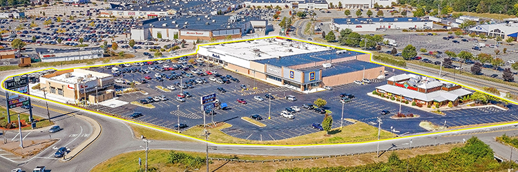 Horvath & Tremblay sells Westgate Plaza <br>for $12.95 million - represented the seller and procured the buyer