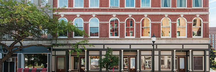 Cobb and Ward of Colliers International sell 28 Broad St. Lofts for $3.3 million - purchased by NMS 28 Broad Street, LLC