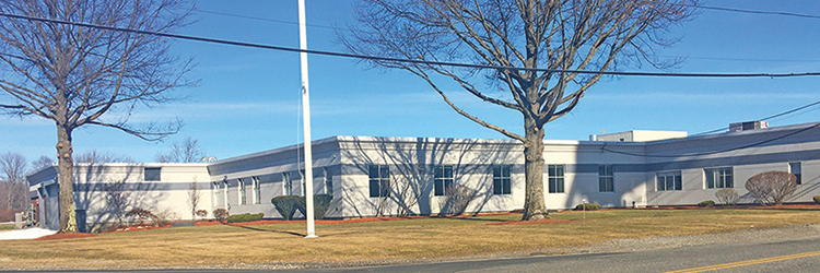 Colliers International leases 40,954 s/f of office/industrial space; Goodnow R.E. reps tenant New England Finish Systems